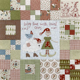 Make Ready for Christmas Quilt Pattern