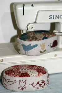 Tulip Garden Pincushion Pattern