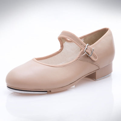 Capezio Mary Jane Tap Shoe Caramel - Adult