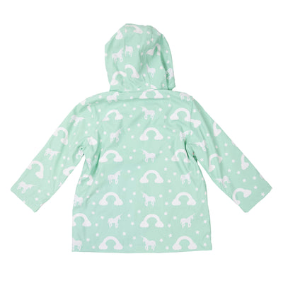Korango Colour Changing Unicorn Raincoat