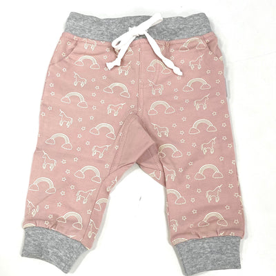 Korango Unicorn & Rainbow Cotton Pants