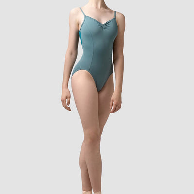 Uactiv Claudia Leotard Green Jasper