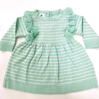 Korango Stripe Knit Dress