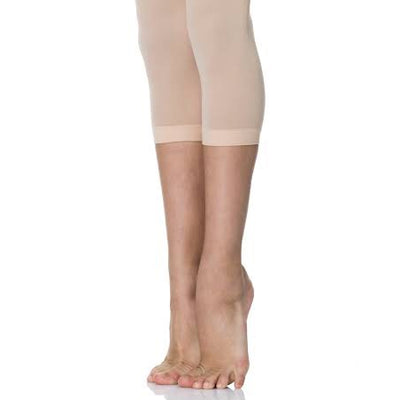Studio 7 Adult's Capri Tights Salmon Pink