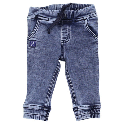 Korango denim knit pant