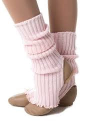 Childrens ankle warmers