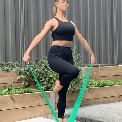 Resistance training bands