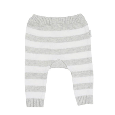 Korango Stripe Knit Leggings