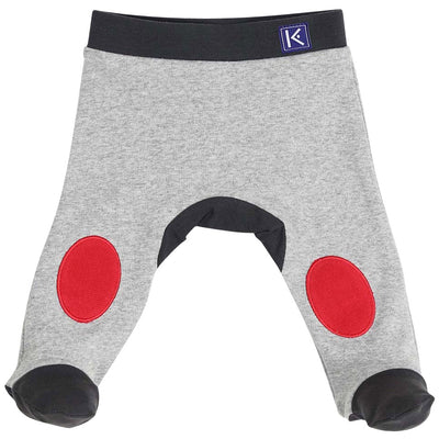 Korango Leggings with red knee patch