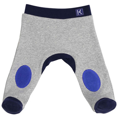 Korango Leggings with blue knee patch