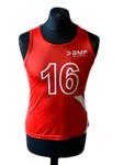 Training Vest NEW Design - Red