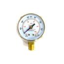 "Pressure Gauges 2""  for Oxygen & Acetylene Regulators"
