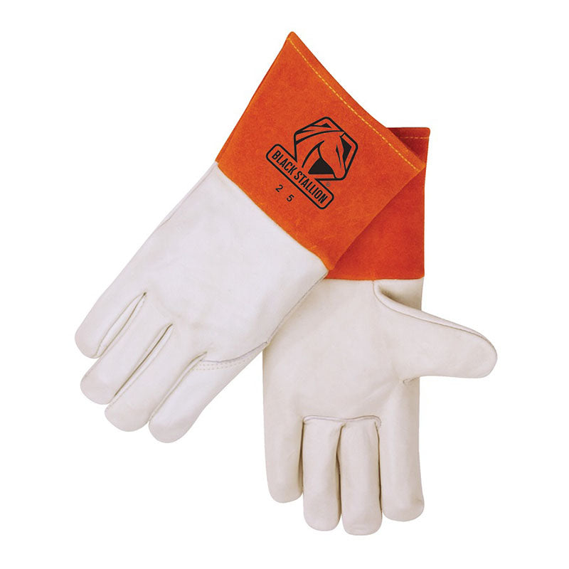 Revco Black Stallion MIG Welding Glove 25 Premium Grain Cowhide