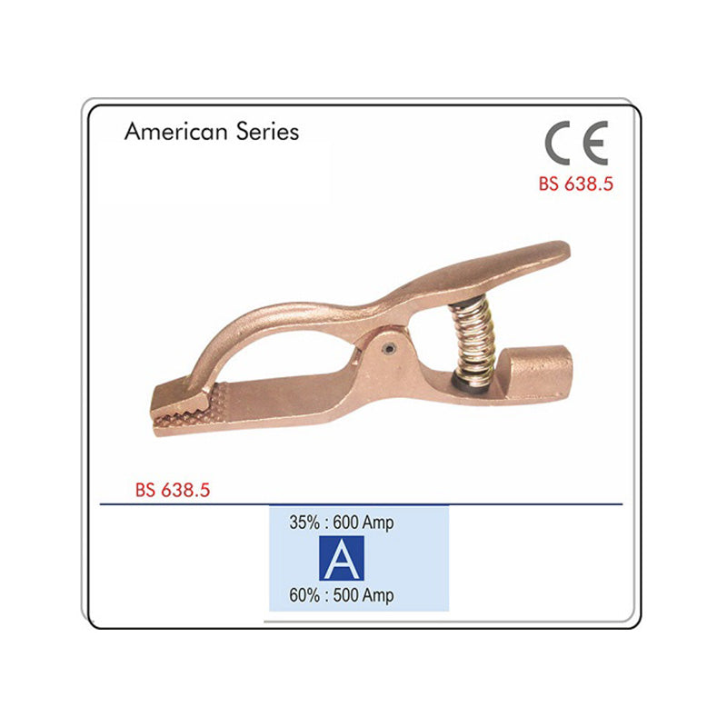 Welding Ground Clamps