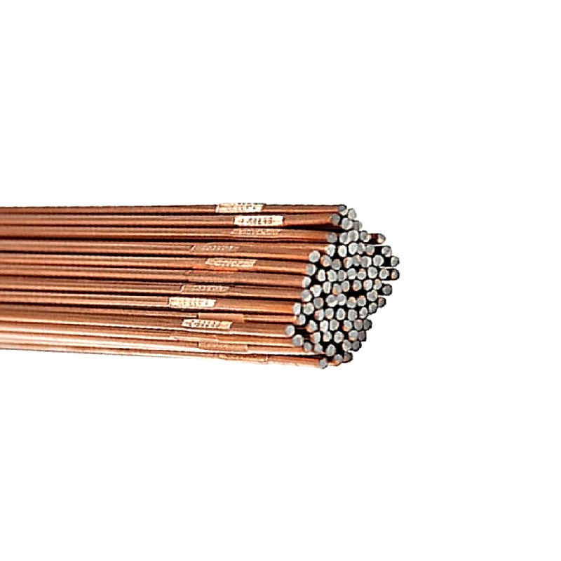 "TIG Welding Rods ER70S-6, 1/16"" Carbon Steel"