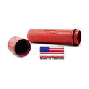 "Rod Guard® Stick Welding Electrode Storage Canister 14"" hold 10Ibs RED LE100"