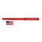 "Rod Guard® Tig Welding Rod Storage Canister 36"" hold 10Ibs LE300 RED LE300"