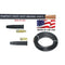 Welding Cable Extension Lead # 1/0 AWG Tweco Compatible 2-MPC Twist/Lock Male & Female