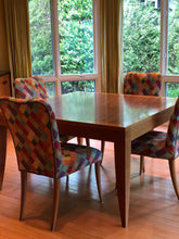 Load image into Gallery viewer, ALAN LORN CUSTOM DINING ROOM TABLE WITH 8 COMPANION CHAIRS