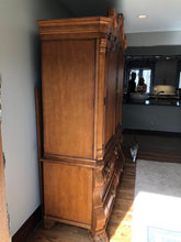 Load image into Gallery viewer, CASPIAN COLLECTION BY CENTURY FURNITURE 7 DRAWER ARMOIRE/WARDROBE