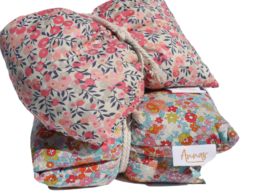 Annas Liberty Wheat Pillow
