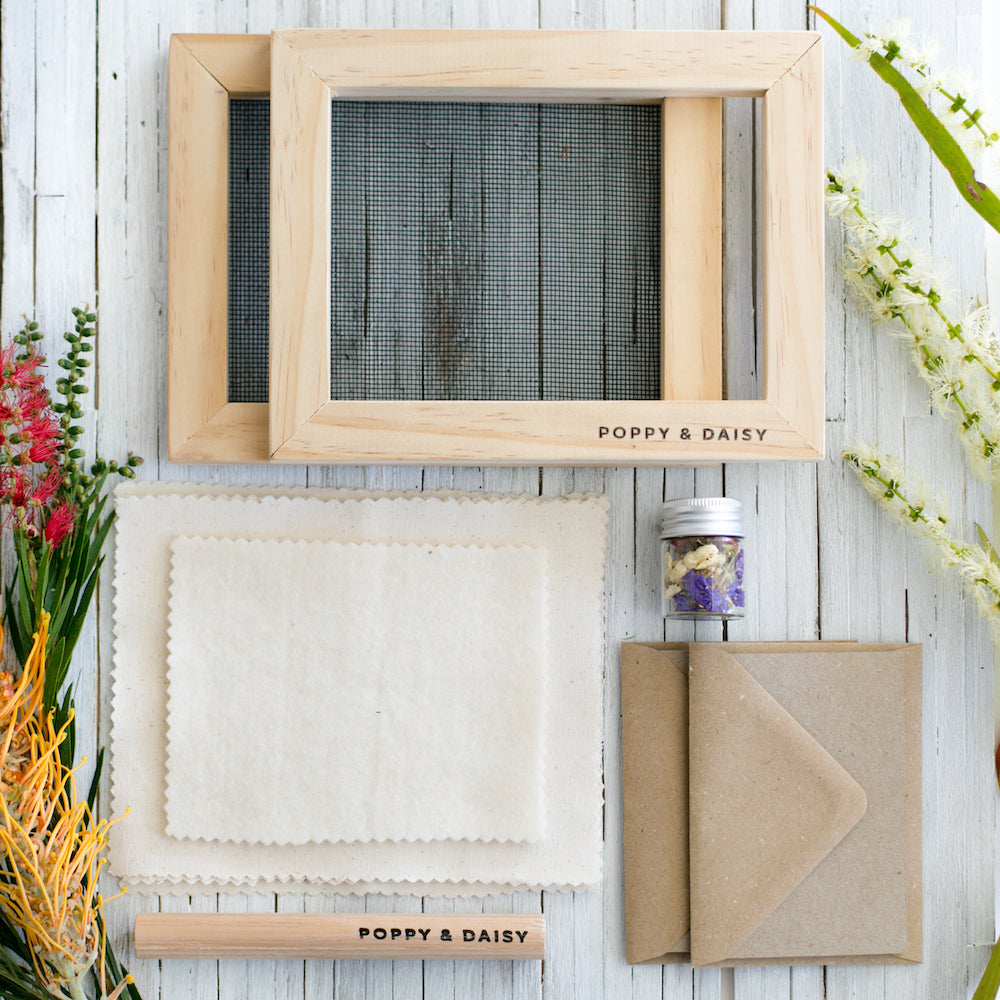 Create Handmade Paper Kit