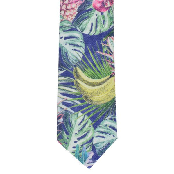Fruit Salad Cotton Tie