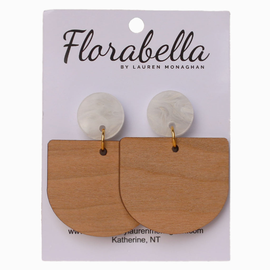 Florabella Timber Earrings