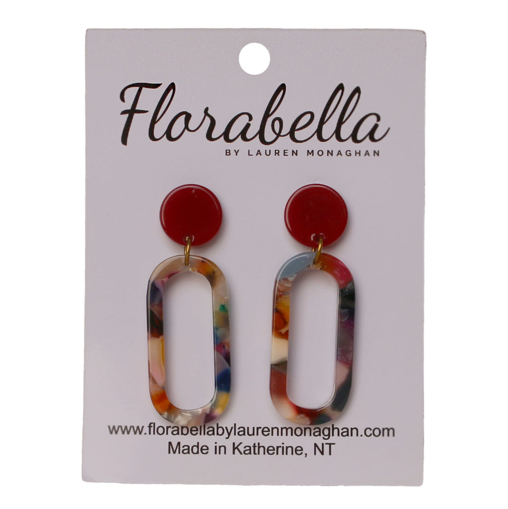 Florabella Colourful Dangle