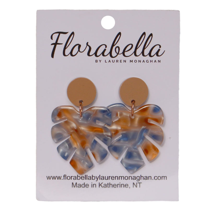 Florabella Resin Monstera