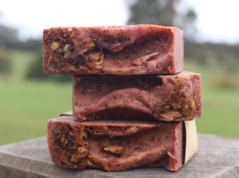 Beetroot Soap Bar