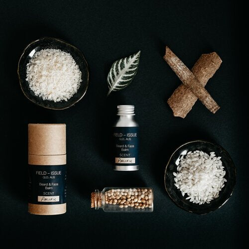 Beard and Face Balm - Pacific