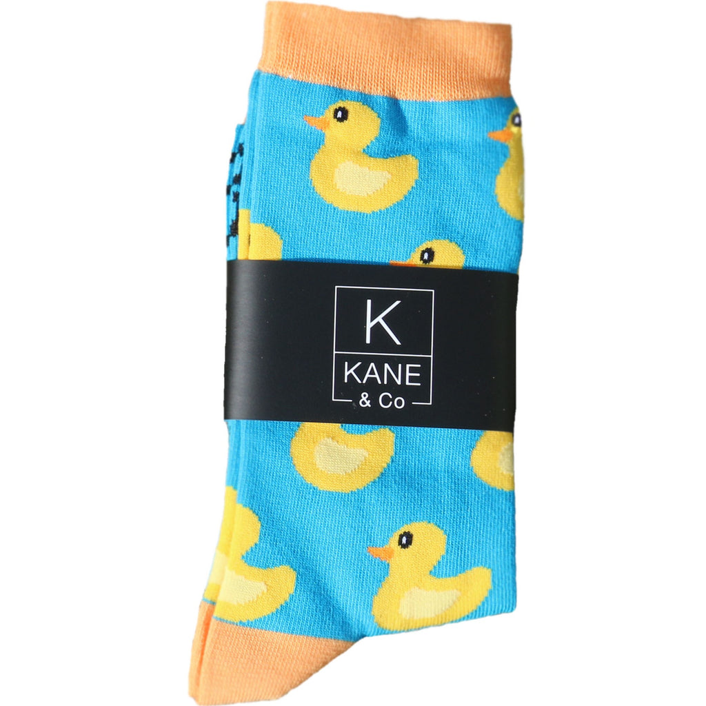 Declan Duck Socks