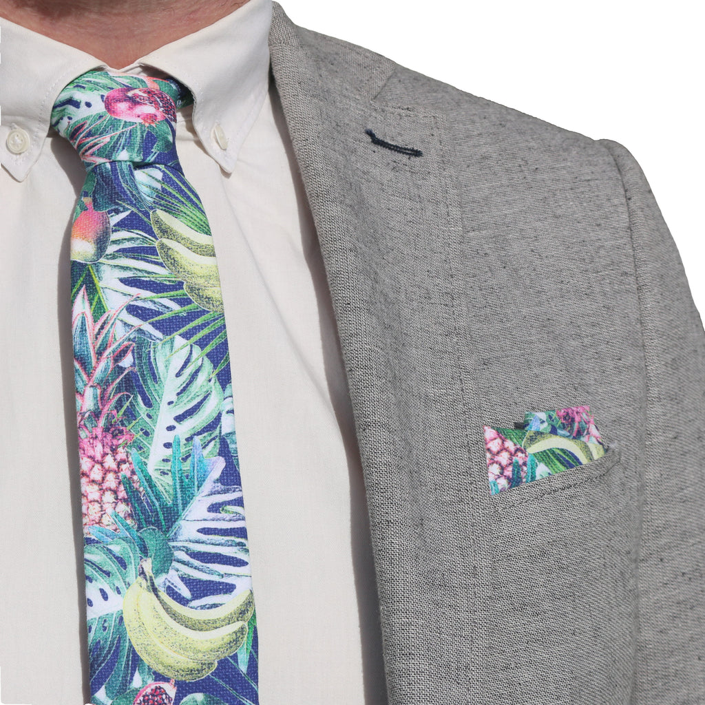 Fruit Salad Pocket Square