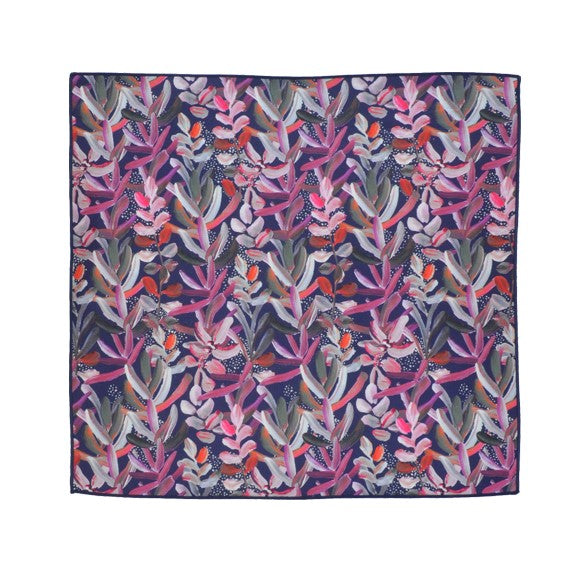 Protea Pocket Square