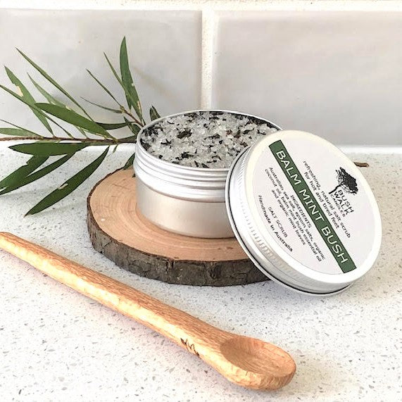 Salt Foot Scrub - Refresh
