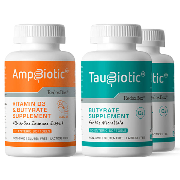 BUNDLE AMPBIOTIC® & TAUBIOTIC® (1+2)