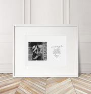 Personalised 'World's Best Mummy' Photo Print