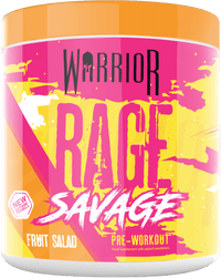 Warrior RAGE SAVAGE