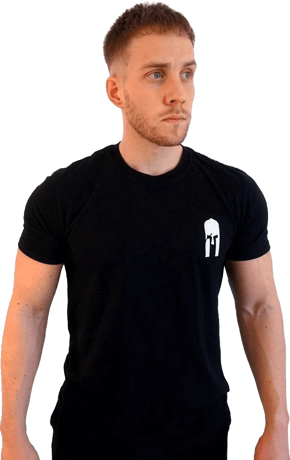 Warrior T-Shirt - Black