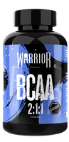 Warrior BCAA 2:1:1 - 60 Tabs