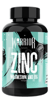 Warrior Zinc Magnesium and B6