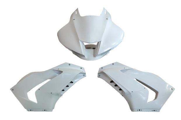 CBR1000RR-R / UPPER & MIDDLE COWLING FRP