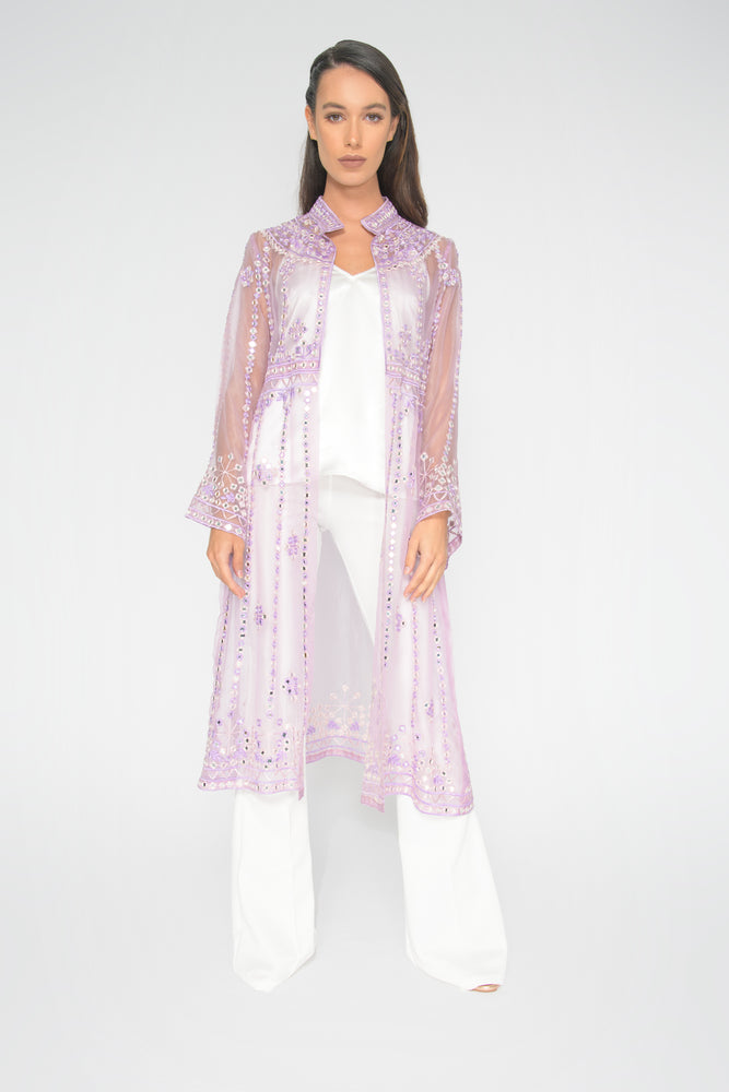 Load image into Gallery viewer, Mariah Organza Coat