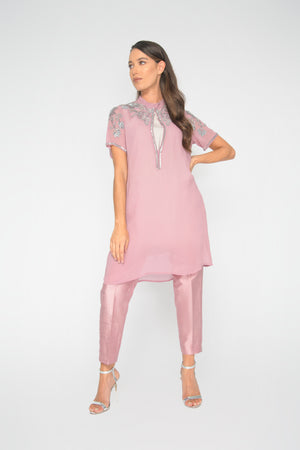 Load image into Gallery viewer, Pink Teresa Suit