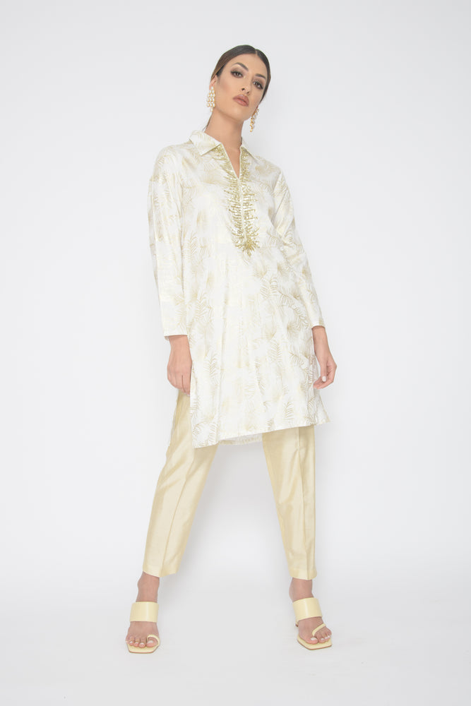 Load image into Gallery viewer, Myra Tunic Suit