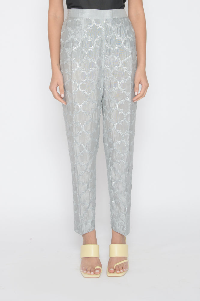 Load image into Gallery viewer, Haya Grey Trousers