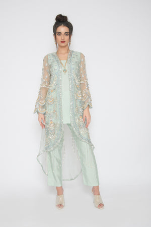 Load image into Gallery viewer, Mehak Jacket Suit