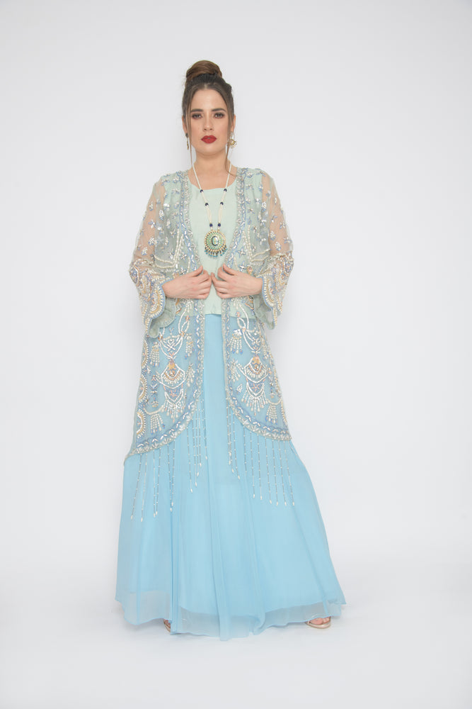 Load image into Gallery viewer, Mehak Lehenga Suit