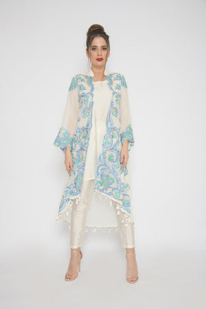Load image into Gallery viewer, Sonal Tassel Jacket